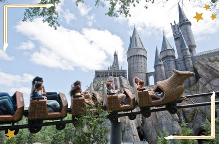 Harry Potter Universal Florida Competition