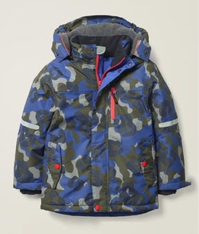 All-Weather Waterproof Jacket