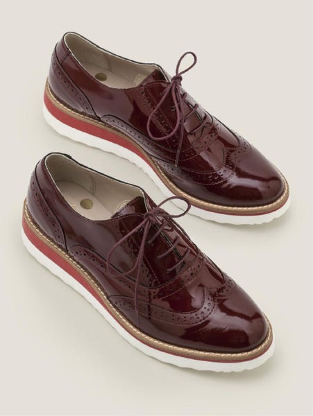 Willa Platform Brogues