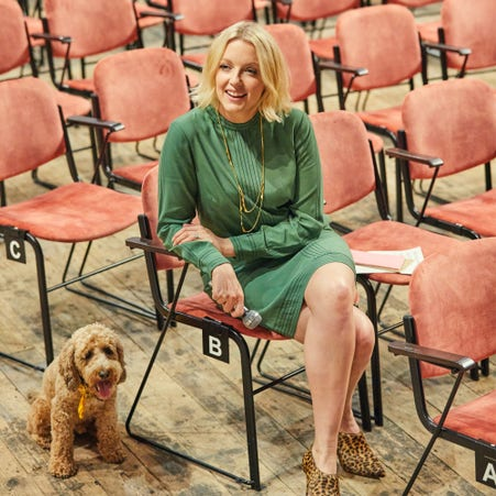Lauren Laverne: My Working Wardrobe