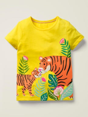 Girls' tops and t-shirts