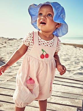 Baby Rompers & Dungarees