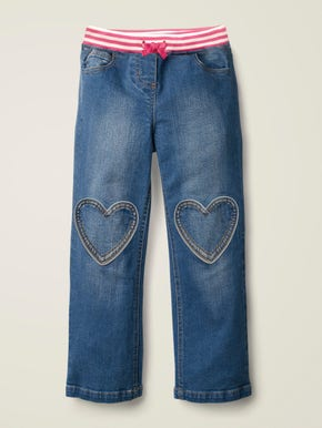 Girls trousers and jeans