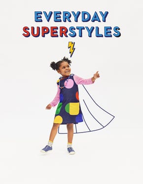 Everyday superstyles