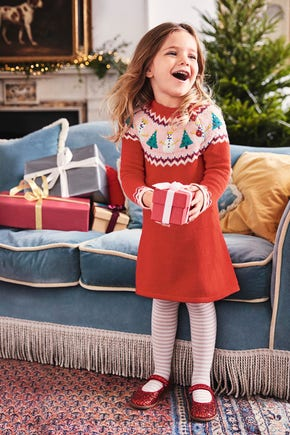 Festivewear for Girls including perfect present giving outfits