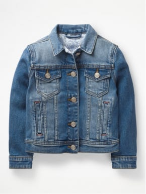 Mid Vintage Denim Jacket