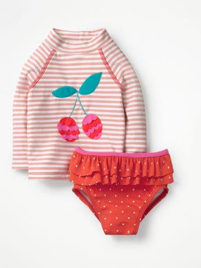 Rash Vest And Pant Set