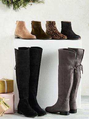 Shoes & Boots